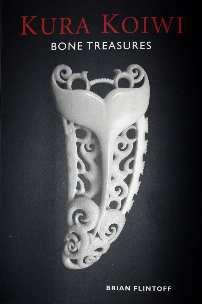 Bone carving book